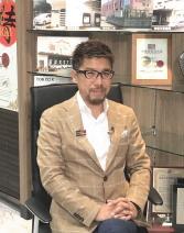 代表取締役社長阿部 昌史